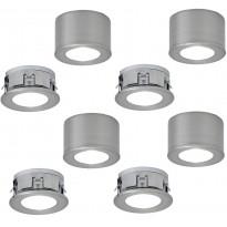 LED-alasvalosetti Limente LED-Faro 4x2.2W, 24V