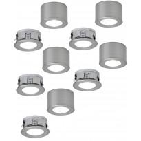 LED-alasvalosetti Limente LED-Faro 5x2.2W, 24V