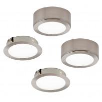 LED-kalustevalaisinsetti Limente LED-Leno 51, 2x4.2W, rst