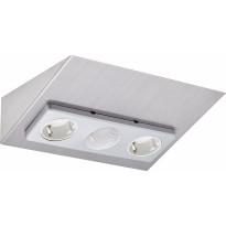Pistorasia Limente Mini-3 Pop 2 x USB, bluetooth-liitännällä 240V IP20, rst