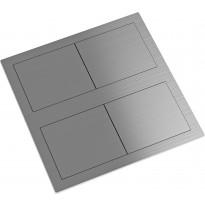 Pistorasia Limente Desk-2 240V IP44, 40x117x117mm, rst