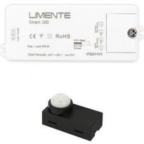 Liiketunnistin Limente Smart 110, PIR valaistuksen ohjain, 1kpl