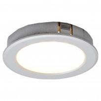 LED-kalustevalaisinsetti Limente CCT-75 2x2,7 W 2700-6000 K Ø 75x16 mm alumiini