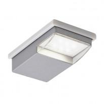 Kaappivalaisin Limente Led-Dola, 0,3W alumiini, paristokäyttöinen