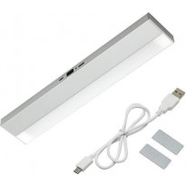 Ladattava LED-profiili Limente LED-Reno, 4000K, mm, 3W, alumiini