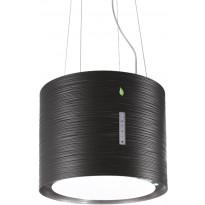 Liesituuletin Falmec Twister-V E.Ion Black 45, saarekemalli, musta