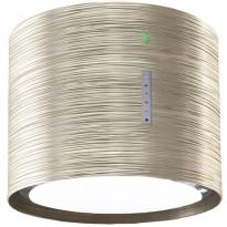 Liesituuletin Falmec Twister E.Ion Titanium 45, seinämalli