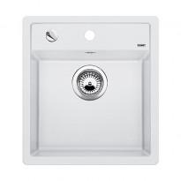 Keittiöallas Blanco Dalago 45 465x510 mm Silgranit valkoinen