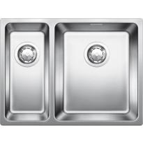 Keittiöallas Blanco Andano 340/180-U 585x440 mm oikea rst alta kiinnitettävä, Verkkokaupan poistotuote