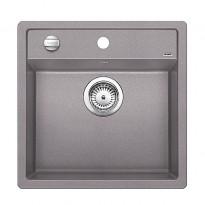 Keittiöallas Blanco Dalago 5 515x510 mm Silgranit alu metallic, Verkkokaupan poistotuote