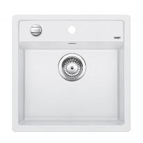 Keittiöallas Blanco Dalago 5-F 505x500 mm Silgranit huullettava valkoinen