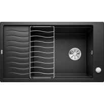 Keittiöallas Blanco Elon XL 8 S, Silgranit, mattamusta