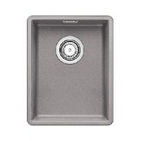 Keittiöallas Blanco Subline 320-F 347x427 mm Silgranit huullettava alu metallic