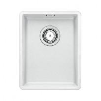 Keittiöallas Blanco Subline 320-F 347x427 mm Silgranit huullettava valkoinen, Tammiston poistotuote