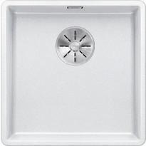 Keittiöallas Blanco Subline 400-F, Silgranit, InFino, valkoinen