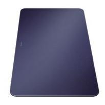 Leikkuulauta Blanco Andano XL, 280x495mm, lasi, sininen