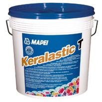 Laattaliima Keralastic T, A+B 9,4+0,6kg, valkoinen