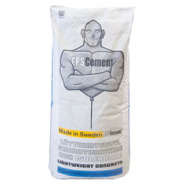Kevytbetoni EPS Cement 350M, pumppuversio, 50l