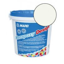 Epoksisauma-aine Kerapoxy Design COL.710, 3kg, jäänvalkoinen