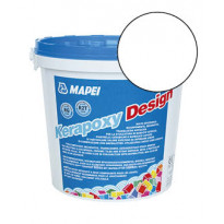 Epoksisauma-aine Kerapoxy Design COL.799, 3kg, valkoinen