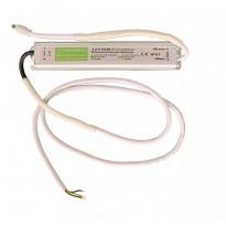Virtalähde LedStore 12V 45W LED-valonauhalle, IP67