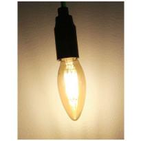 LED-polttimo LedStore Kynttilä, E14, 6W, kupari