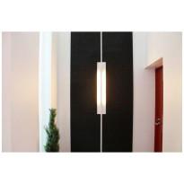 LED-seinävalaisin LedStore Wall Line 1700, 17W, IP44, valkoinen