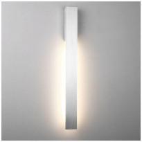 LED-seinävalaisin LedStore Wall Line 400, 3,6W, IP44, harjattu alumiini