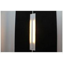 LED-seinävalaisin LedStore Wall Line 900, 8,4W, IP44, valkoinen
