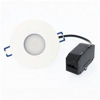 LED-alasvalo LedStore ModLed, 8W, IP54, himmennettävä, valkoinen
