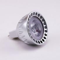 LED-polttimo LedStore MR16, GU5.3, 6W, 4000K, himmennettävä