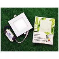 LED-paneeli LedStore 120x120mm, 6W, IP44, 4000K, valkoinen