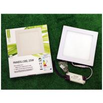 LED-paneeli LedStore 200x200mm, 15W, IP44, 4000K, valkoinen