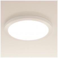 LED-plafondi LedStore 380, 20W, IP44, 3000K, himmennettävä, valkoinen