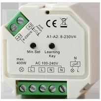 LED-vastaanotin Ledstore VaLO, 230V, LED-valaisimille, max. 400W