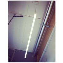 LED-riippuvalaisin LedStore Wire, 42W, valkoinen