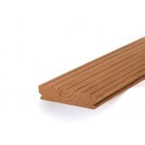 Terassilauta Lunawood Luna Deck 2, Profix 2, 26x92x4200mm, lämpökäsitelty, mänty