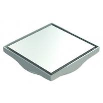 Neliökansi Purus Design Platinum, 130mm