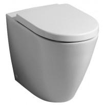WC-istuin IDO Pozzi-Ginori Fast, Slow Close, Rimfree, valkoinen