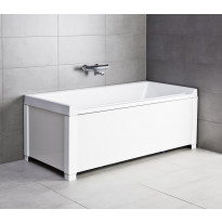 Kylpyamme IDO Seven D Image 1600 akryyli valkoinen