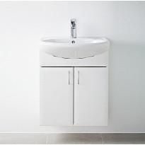 Alakaappi IDO Renova 93414 535x620x270 mm valkoinen sileä, Tammiston poistotuote