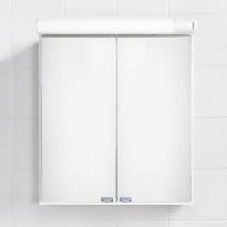Yhdistelmäpeilikaappi IDO Renova 560x670x150/220 mm valaisin + pistorasia valkoinen, Tammiston poistotuote