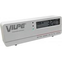 Hiilidioksidipöytämonitori Vilpe Desktop CO₂ Monitor