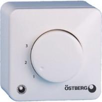 Nopeudensäädin Östberg MS EC portaaton 0-3 OFF