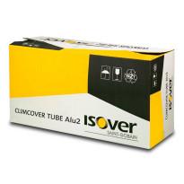 Kanavaeriste ISOVER CLIMCOVER TUBE Alu2, 125/50mm, 9,6 m