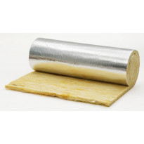 Lasivillamatto ISOVER CLIMCOVER Roll CR2 Alu2, 50mm, 8,4 m²