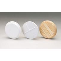 Lautasventtiili RK 100, valkoinen muovi