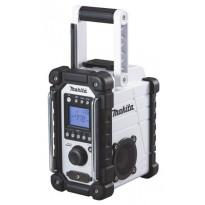 Radio Makita LXT/CXT DMR107W, 7.2-18V/230V, ilman akkua