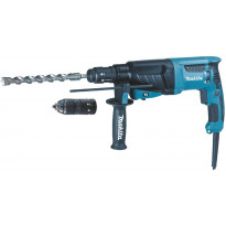 Poravasara Makita HR2630TJ, SDS-Plus, 800W