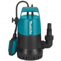 Uppopumppu Makita PF0300, 8400l/h, puhtaalle vedelle